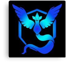 Team Mystic! Canvas Print