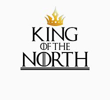 KING OF THE NORTH - white Unisex T-Shirt