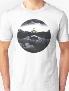Landing on Zebes A Metroid Surrealism Unisex T-Shirt