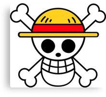 Pirates Logo Canvas Print