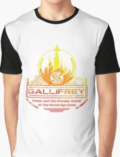 Gallifrey Graphic T-Shirt