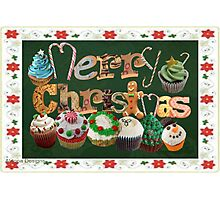 Xmas Cookies & Sweets (17395 Views) Photographic Print