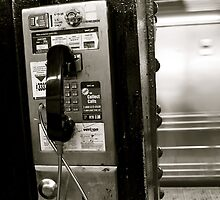 Last Payphone Standing by Jamie Greene
