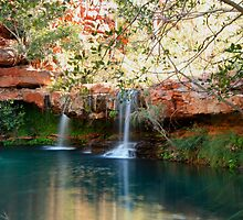 Karijini National Park, Western Australia by Nicola Morgan