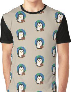Penguin world traveler   Graphic T-Shirt