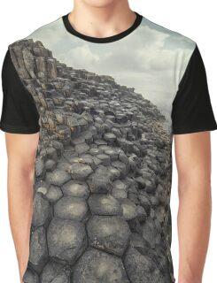 In the world of hexagonal stones Graphic T-Shirt