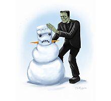 Frankenstein's Monster's Monster Photographic Print