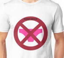 Kill La Kill Nudist Beach Logo Unisex T-Shirt