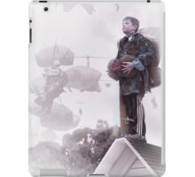 Special Forces- One day I will fly iPad Case/Skin