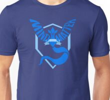 Team Mystic- Mind Over Matter Unisex T-Shirt