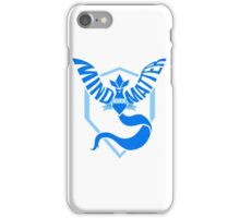 Team Mystic- Mind Over Matter iPhone Case/Skin