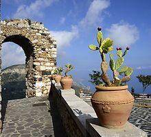 Castelmola in Sicily, Italy by avresa