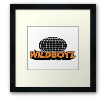 Wild Boyz Framed Print