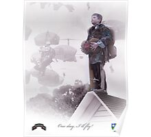 Airborne Ranger- One day I will fly Poster