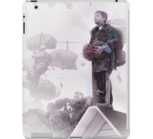 Airborne Ranger- One day I will fly iPad Case/Skin