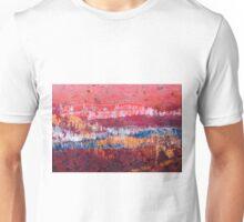 Hillside Sunset  Unisex T-Shirt