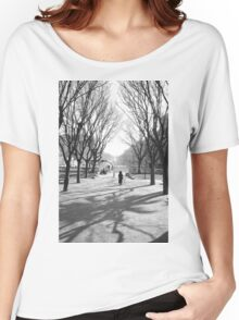 Keep on walking Women's Relaxed Fit T-Shirt