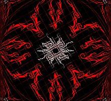 The Spider's Web by Roz Barron Abellera