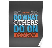 Day After Day Poster