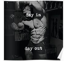 Day In, Day Out Poster