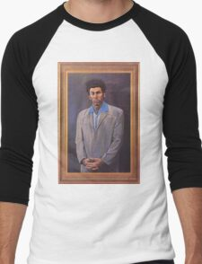 Kramer Painting Men's Baseball ¾ T-Shirt