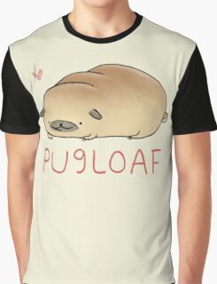 Pugloaf Graphic T-Shirt