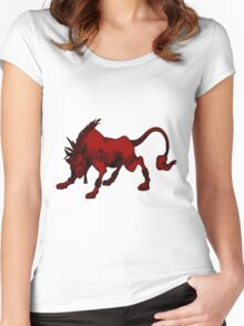 The Great Warrior Women's Fitted Scoop T-Shirt