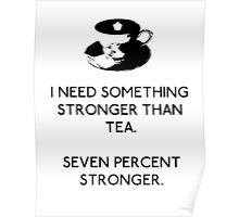 What's Stronger Than Tea? Poster