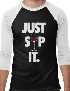 JUST SIP IT. Men's Baseball ¾ T-Shirt