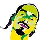 snoop dogg by 2piu2design