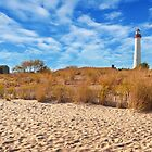 Cape May Lighthouse by David Lamb