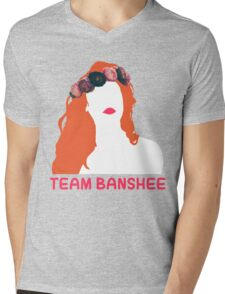 TEEN BANSHEE Mens V-Neck T-Shirt