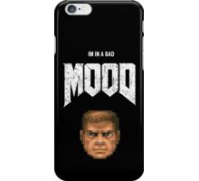 Bad MOOD iPhone Case/Skin