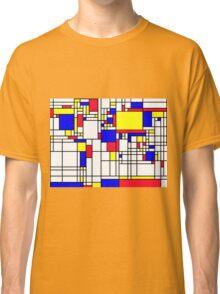 LARGE MONDRIAN Classic T-Shirt
