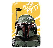 Fett Photographic Print