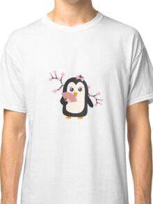 Japanese Penguin   Classic T-Shirt