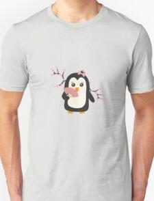 Japanese Penguin   Unisex T-Shirt