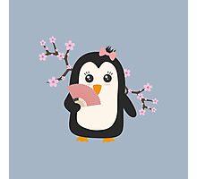 Japanese Penguin   Photographic Print