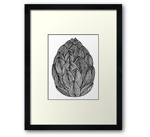 HOPPY  Framed Print