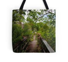 Florida Foliage Tote Bag