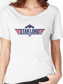 Galaxy Gun  Women's Relaxed Fit T-Shirt