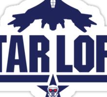 Galaxy Gun  Sticker