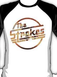 Strokes logo Tropical T-Shirt