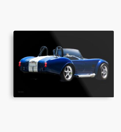 1966 Shelby Cobra 302 Metal Print