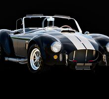 1966 Shelby Cobra 'Raiders' Roadster by DaveKoontz