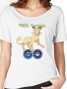 053 Persian GO! Women's Relaxed Fit T-Shirt