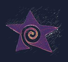 Spiraling Star * by DAdeSimone