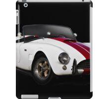 1965 AC Cobra 289 Roadster iPad Case/Skin