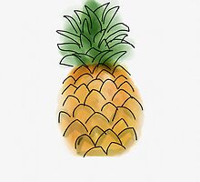 Pineapple by nrd149