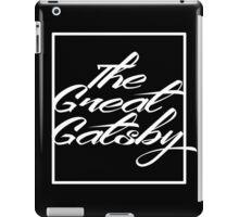 The Great Gatsby [1] iPad Case/Skin